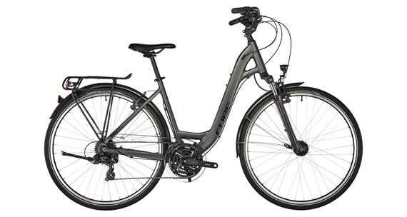 Cube Touring - Vélo de trekking - Easy Entry gris